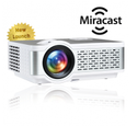 Egate LED Projector i9 HD Miracast