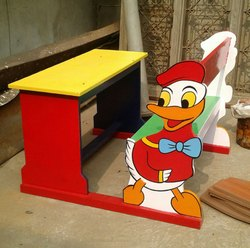 Mickey Shaped Cartoon Desk