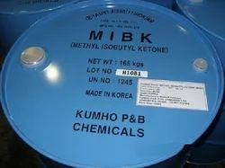 Methyl Isobutyl Ketone, > 99%, 165 Kg Drum, for Pharmaceutical Industry