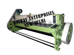 Under Crank Shearing Machine for Automobile Industry
