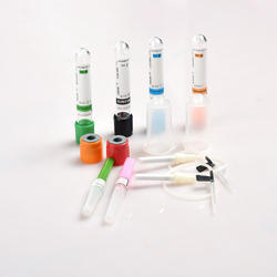 Fluoride Oxalate Tubes