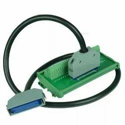 Terminal PCB 50 Pin MR50-L/F Honda Connector + 1 Mtr Cable Set