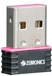 Zebronics Zeb-USB150WF Mini Wifi Adapter