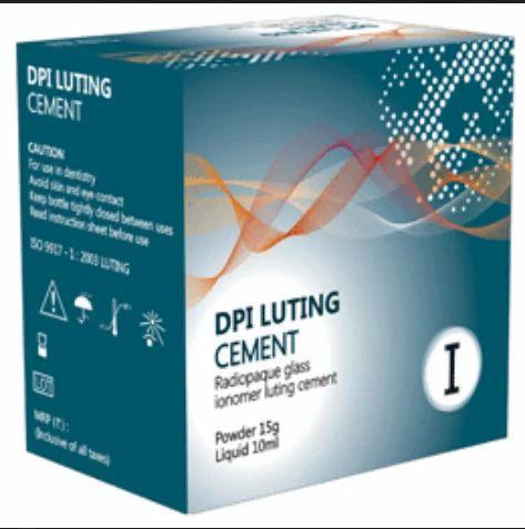 DPI Luting Cement, Dentist Tools, Equipment & Supplies
