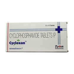 Cyclophosphamide Tablets IP, Packaging Type: Strips