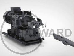 Multi Stage Claw Pump