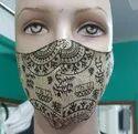 Embroidered masks & fabric masks