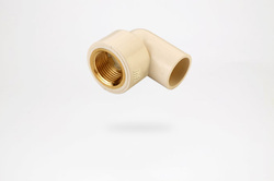 CPVC Brass Reducer Elbow