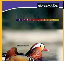 Classmate Note Book 190 X 155