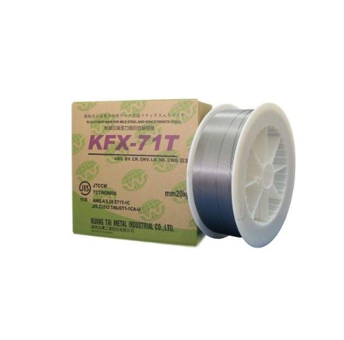 Flux Core Welding Wire >> Kuang Tai Flux Cored Welding Wires E71t1