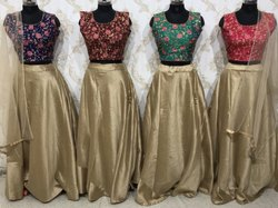Fancy Lahanga Choli