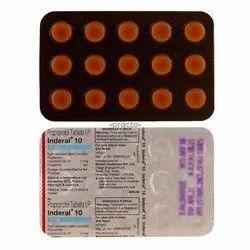 Inderal Propranolol Tablets