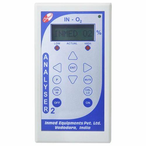 Anesthesia & Pain Management - Oxygen Analyzer Manufacturer from Kolkata