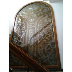 Transparent Stain Glass