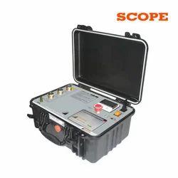 SCOPE Transformer Turns Ratio Meter