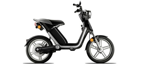 Electric Motor Scooter >> Electric Scooter Motor