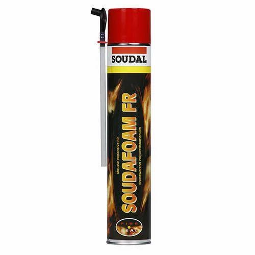 McCoy Soudal Soudal Soudafoam FR, Packaging Size: 750ml, Grade Standard: Industrial Grade