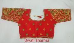 Swati  Embroidery Blouse