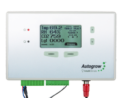 Automatic Greenhouse Control System, For Hightech Agriculture, Model Name/Number: Intelli Climate