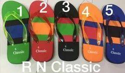 RN CLASSIC Daily wear Hawai chappal, Size: 6 To 9