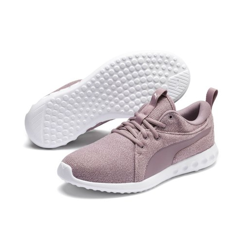 Pink Casual Wear Puma Ladies Shoes