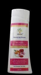Anti-Aging Moisturizing Lotion, Packaging Size: 100 mL