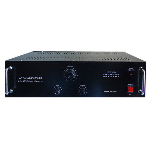 Pinto Electronics, Pune - Manufacturer of Power Amplifier and Dual