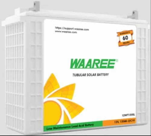 Waaree Energies Solar Tubular Battery