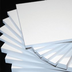 White WPC Board, For Furniture, Size: 8 ft x 4 ft