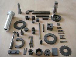 Silver, Grey Tungsten Carbide Wear Part, For Industrial
