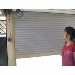 Remote Operated Shutter