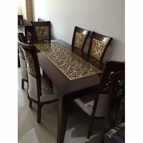 6 Seater Antique Dining Table Sets, Antique Dining Room Sets