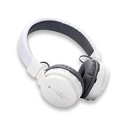 White Head Phone