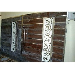 7 Feet Stainless Steel Gate