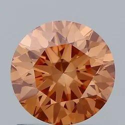 Pink Diamond 1.01ct  VS1  Lab Grown Fancy Color Stones