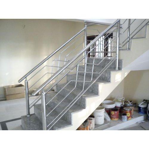 Stair Railing Designer Steel Railing Manufacturer From