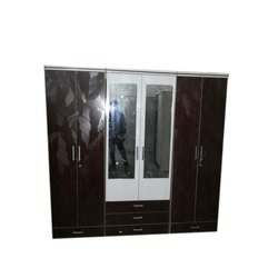 Brown Designer Wooden Cupboard