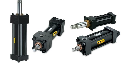 Hydraulic Equipments - Hydraulic Cylinders Manufacturer from Jaipur