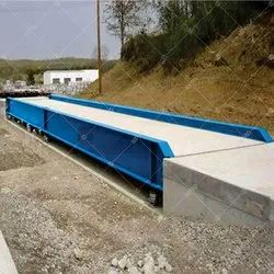 Concrete Casted Weighbridge