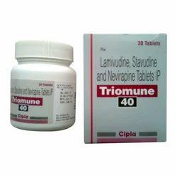 Triomune 40 Tab