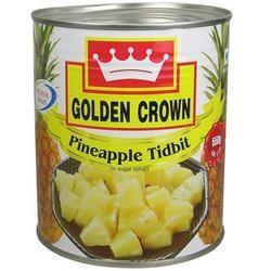 550 gm Pineapple Tidbit