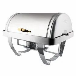 Rectangle Roll  Chafing Dish