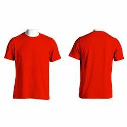 Plain Round Neck T Shirts