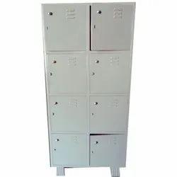 Color Coated Storage Locker
