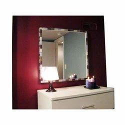Designer Mirror, Size: 2*2 Feet
