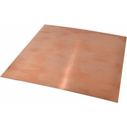 Square Copper Sheet