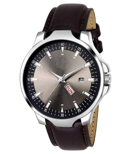TEGNER Mens Day And Date Watch for Personal Use