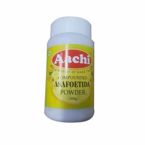 Aachi Compounded Asafoetida Powder, Packaging Type: Bottle, Packaging Size: 100 g