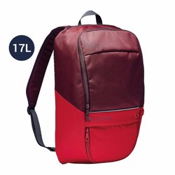 Kipsta Red 17L Classic Sports Backpack