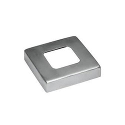 Square Concealed Railing Ball Cover